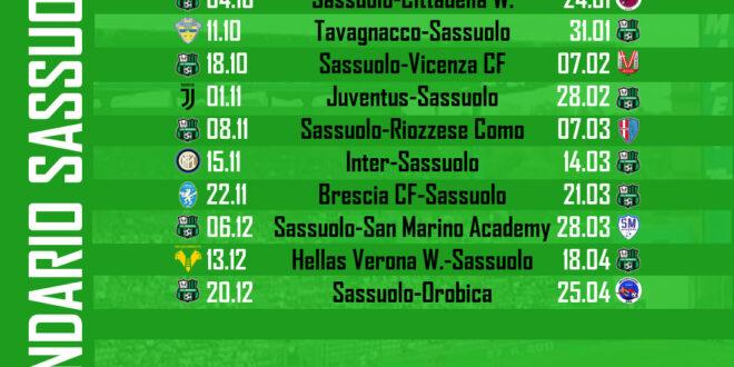 Sassuolo Primavera Femminile: finalmente pubblicato il calendario del Campionato Under 19