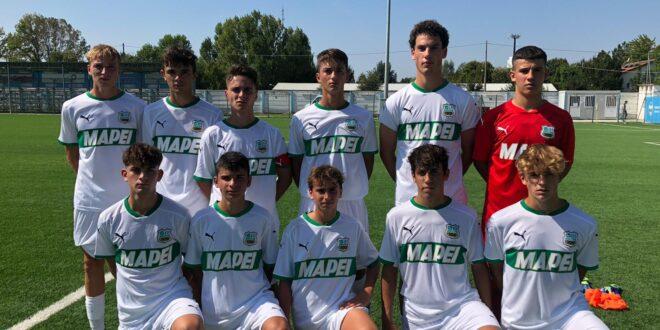 Giovanili Sassuolo: una vittoria e un pareggio nei Test Match contro il Pescara