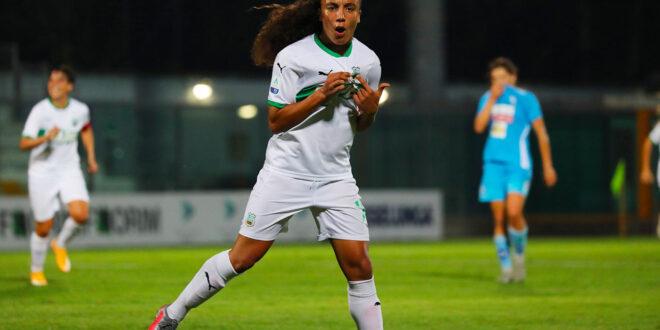 Nazionale Femminile: Haley Bugeja del Sassuolo convocata dalla selezione maltese