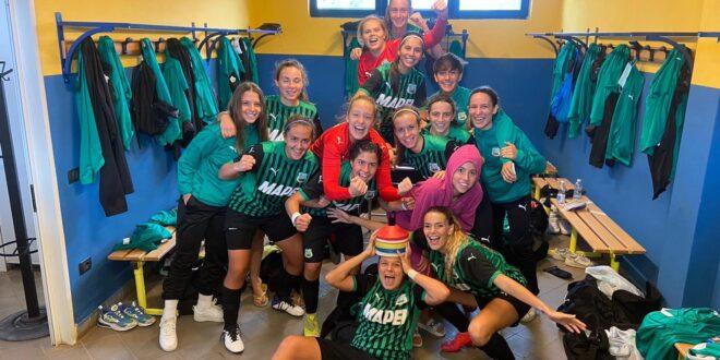 Sassuolo Primavera Femminile: cinquina al Chievo alla prima di campionato