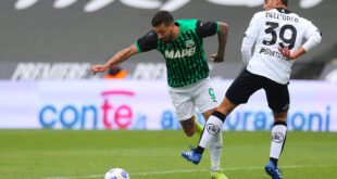 VIDEO: gli highlights di Spezia-Sassuolo 1-4