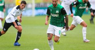 I numeri di Spezia-Sassuolo 1-4: Caputo vede i 40 gol in Serie A