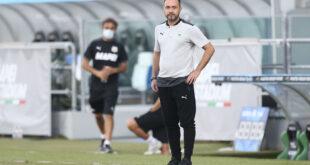 """De Zerbi in vista di Napoli-Sassuolo: """"Tirare fuori il coraggio nelle difficoltà"""""""