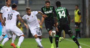 Diretta LIVE Spezia-Sassuolo 1-1
