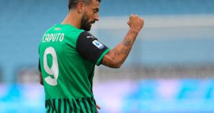 """Caputo al termine di Parma-Sassuolo 1-3: """"Contento del mio ritorno, puntiamo ancora al 7° posto"""""""