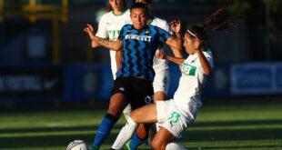 inter-sassuolo 0-0 femminile