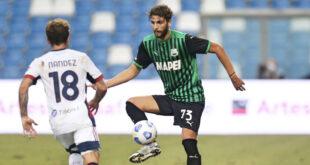 Le pagelle di Sassuolo-Cagliari 1-1: Locatelli in evidenza