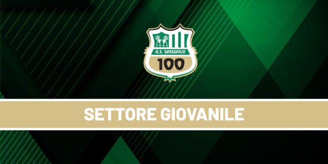 Sassuolo Under 13: ecco il calendario per la stagione 2020/2021