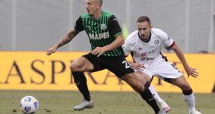Il Tabellino di Sassuolo-Cagliari 1-1, Simeone e Bourabia