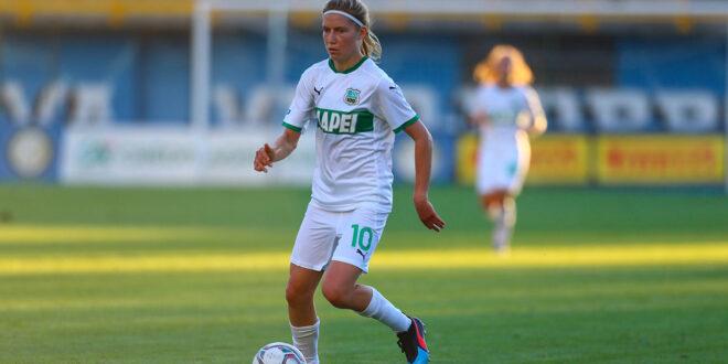 Sassuolo Femminile: c'è Kamila Dubcova nella top 11 del girone d'andata