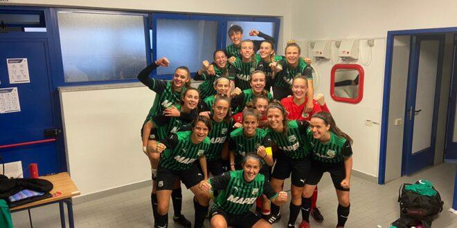 Primavera Femminile, che batosta con la Juve: Sassuolo sconfitto 8-1
