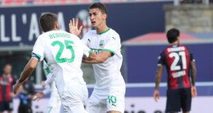 Bologna-Sassuolo 3-4: prove generali da Big