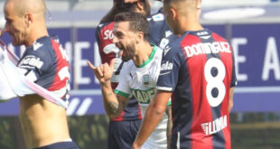 VIDEO: Gli highlights di Bologna-Sassuolo 3-4