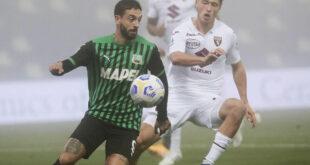 Sassuolo-Torino 3-3: una remuntada… a metà