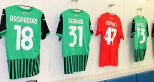 Udinese-Sassuolo: i 23 convocati di Roberto de Zerbi