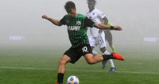 I numeri di Sassuolo-Torino 3-3: spettacolare rimonta nella nebbia