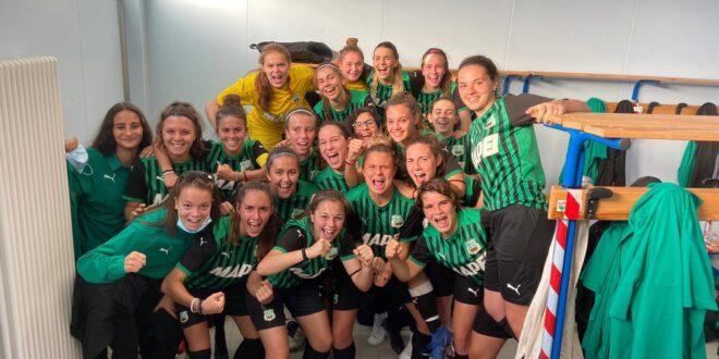 La Primavera Femminile vince 18-0 con il Vicenza. Esordio anche per la Juniores