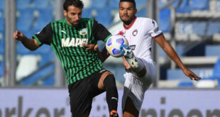 sassuolo-crotone 4-1 highlights