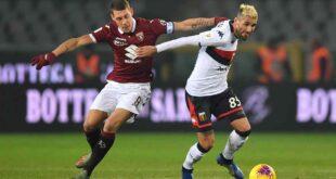 Serie A: ufficiale il rinvio di Genoa-Torino, si applica la norma UEFA