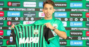 """Maxime Lopez si presenta: """"Sono qui grazie a De Zerbi"""""""