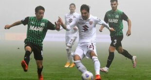 Le pagelle di Sassuolo-Torino 3-3: ancora girandola di gol ed emozioni