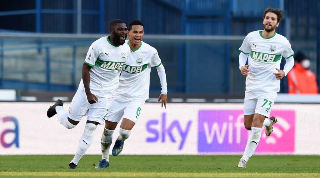 highlights Hellas Verona-Sassuolo 0-2