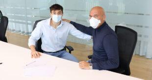 Sassuolo, Stefano Turati ha rinnovato fino al 2025: il comunicato