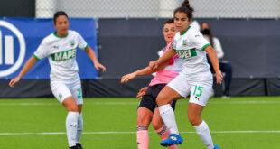 Benedetta Brignoli, Juventus-Sassuolo Femminile 4-0