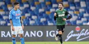 Manuel Locatelli vs Napoli