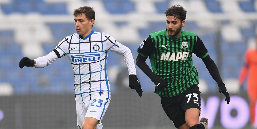inter-sassuolo in tv