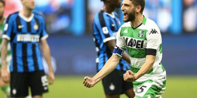 live Sassuolo - Inter in diretta