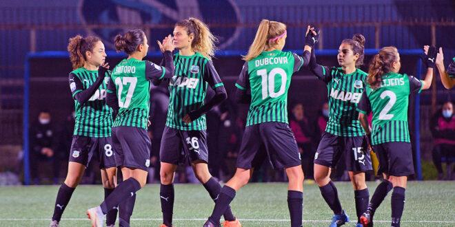 Sassuolo Femminile, il tabellone della Coppa Italia: ai quarti c'è il Milan