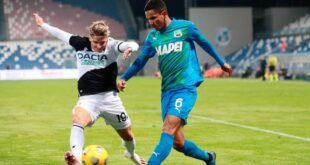 rogerio sassuolo udinese pagelle