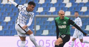 Le pagelle di Sassuolo-Inter 0-3: giornata da dimenticare