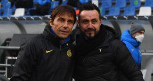 """Sassuolo-Inter 0-3, De Zerbi: """"Il fatto di cadere non ci deve fare perdere entusiasmo e consapevolezza"""""""