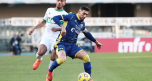 VIDEO – Gli highlights di Hellas Verona-Sassuolo 0-2