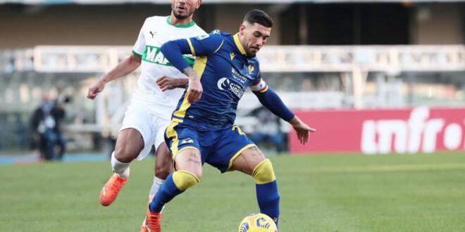 toljan highlights Hellas Verona-Sassuolo 0-2