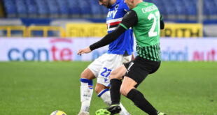 Sassuolo-Sampdoria in tv: dove vederla, info streaming e telecronisti
