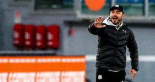 """De Zerbi prima di Sassuolo-Samp: """"Caputo out, Raspadori in forse"""""""