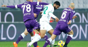 Sassuolo-Fiorentina in tv: dove vederla, info streaming e telecronisti