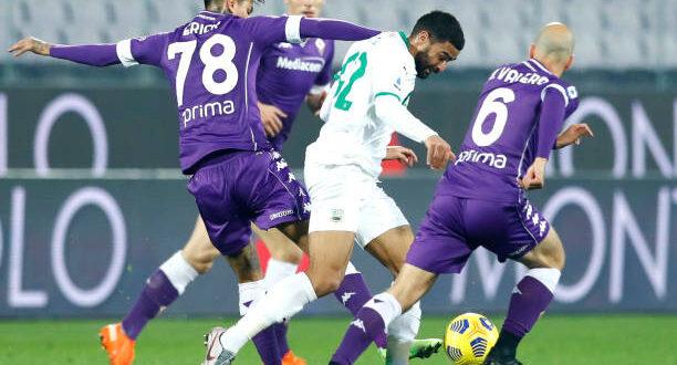 Sassuolo-Fiorentina in tv
