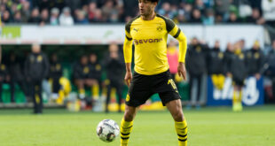 Calciomercato Sassuolo: dalla Germania, neroverdi su Dahoud del Borussia Dortmund