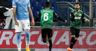 Ciccio Caputo fa 100 presenze in Serie A: solo quattro italiani più prolifici di lui