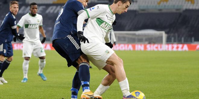 Filip Djuricic vs Juventus