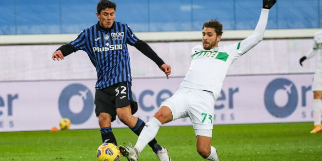 highlights atalanta-sassuolo 5-1