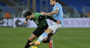 VIDEO: gli highlights di Lazio-Sassuolo 2-1