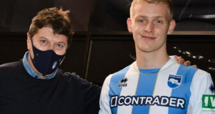 UFFICIALE: Jens Odgaard passa in prestito al Pescara