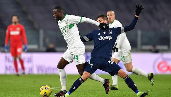 Pedro obiang Inter Sassuolo