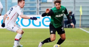 video highlights sassuolo-genoa