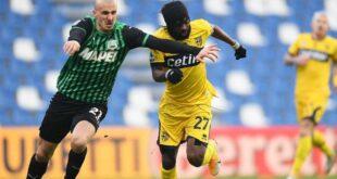 Le statistiche di Sassuolo-Parma 1-1: tanto attacco, ma poco efficace contro una difesa efficiente